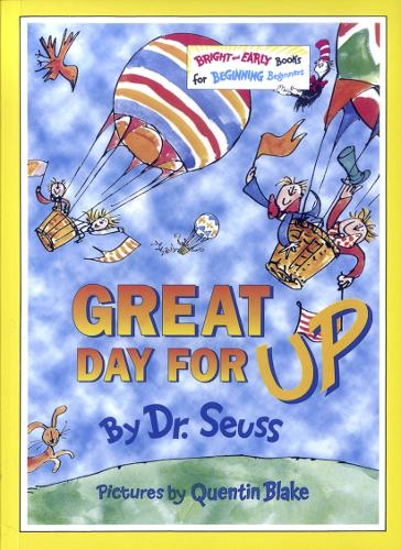 Great Day for Up - Bright and Early Books (Paperback)