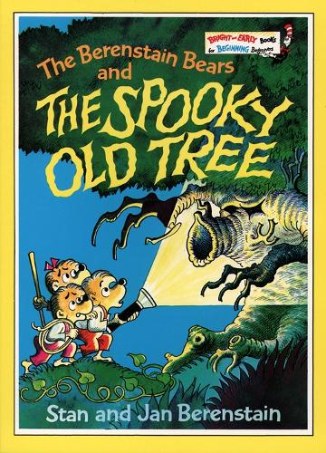 The Berenstain Bears and the Spooky Old Tree - Bright and Early Books (Paperback)