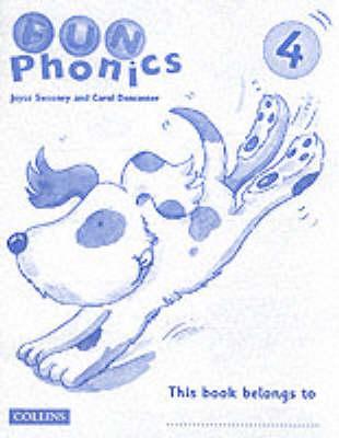 Fun Phonics -- Workbook: Bk. 4 (Paperback)