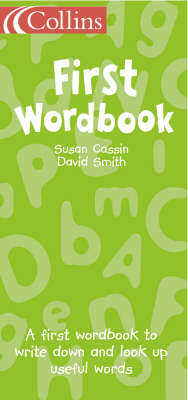 Collins First Word Book (Paperback)