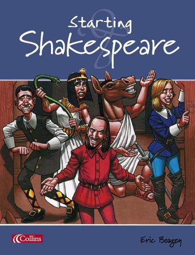 Starting Shakespeare - Collins Starting Shakespeare (Paperback)