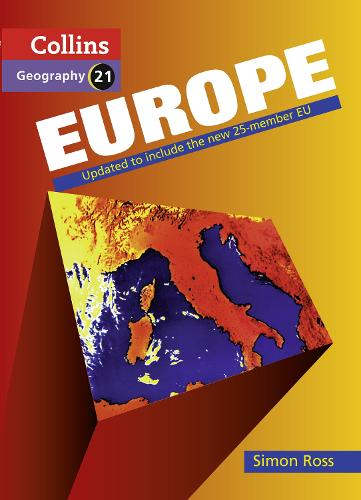 Europe - Geography 21 2 (Paperback)