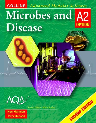 Microbes and Disease - Collins Advanced Modular Sciences (Paperback)