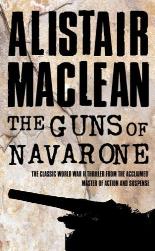 The Guns of Navarone (Paperback)