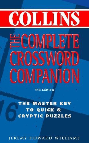 The Complete Crossword Companion (Hardback)