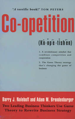 Co Opetition (Paperback)