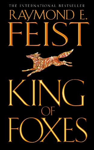 King of Foxes - Conclave of Shadows 2 (Paperback)