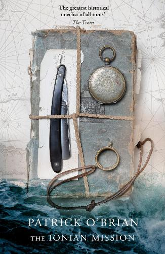 The Ionian Mission (Paperback)