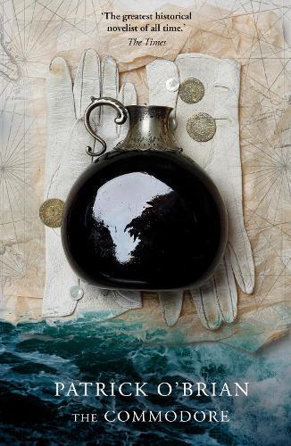 The Commodore (Paperback)