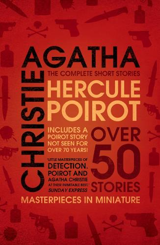 Hercule Poirot: the Complete Short Stories (Paperback)