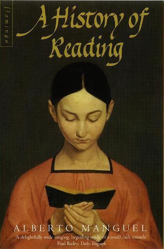 A History of Reading (Paperback)