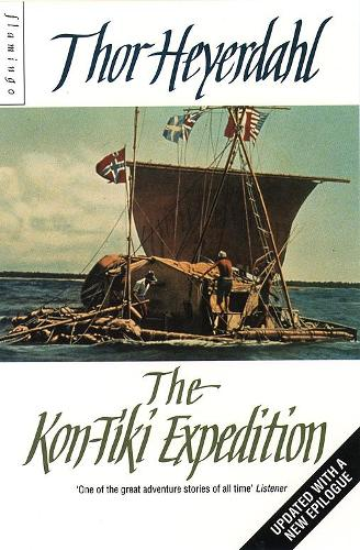 The Kon-Tiki Expedition (Paperback)