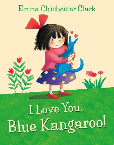 I Love You, Blue Kangaroo (Paperback)
