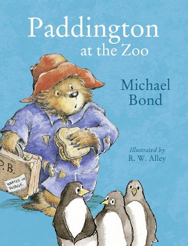 Paddington at the Zoo (Paperback)