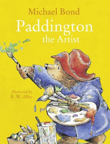 Paddington the Artist (Paperback)