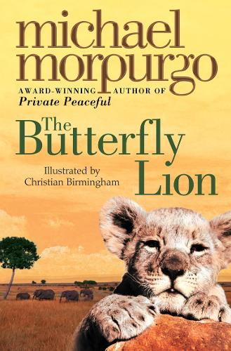 The Butterfly Lion (Paperback)