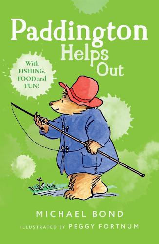 Paddington Helps Out (Paperback)