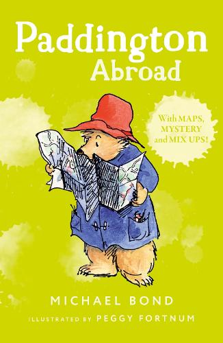 Paddington Abroad (Paperback)
