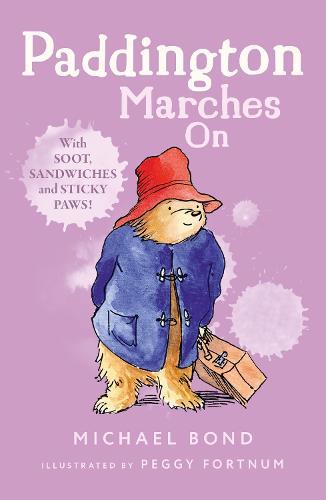 Paddington Marches On (Paperback)