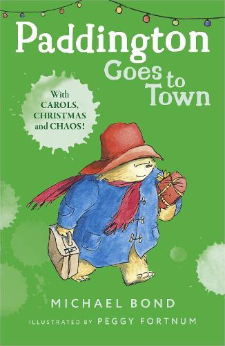 Paddington Goes To Town (Paperback)