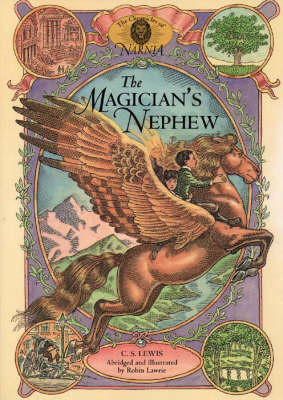 The Magician's Nephew: Graphic Novel (Paperback)