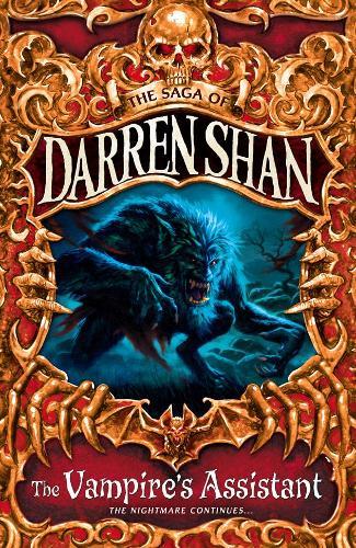 The Vampire's Assistant - The Saga of Darren Shan 2 (Paperback)