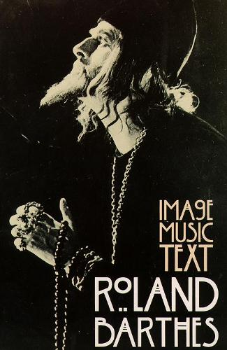 Image Music Text (Paperback)
