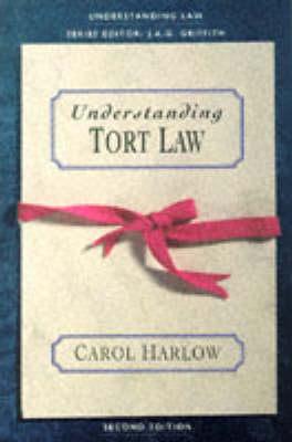 Understanding Tort Law - Understanding Law (Paperback)