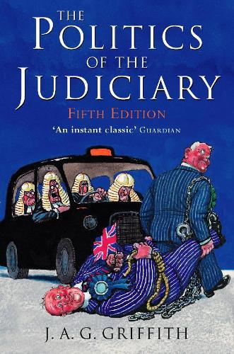 Politics of the Judiciary (Paperback)