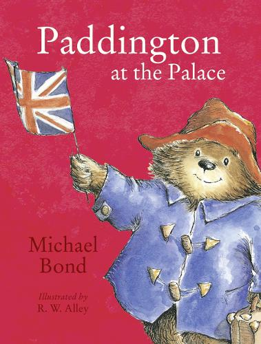Paddington at the Palace (Paperback)