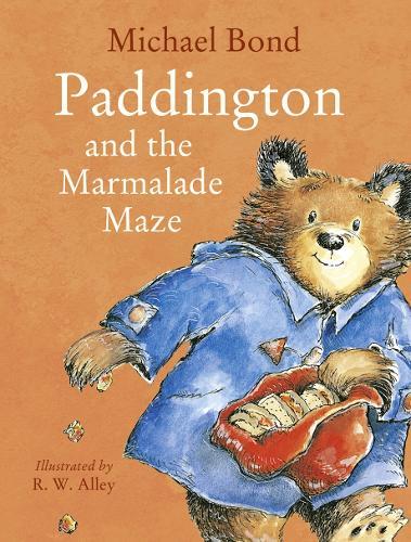 Paddington and the Marmalade Maze (Paperback)