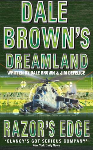 Razor's Edge - Dale Brown's Dreamland 3 (Paperback)