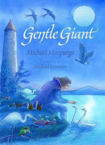 Cover of the book, Gentle Giant.