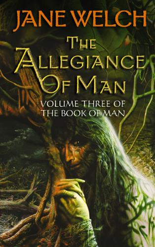 The Allegiance of Man: Book Three of the Book of Man Trilogy (Paperback)