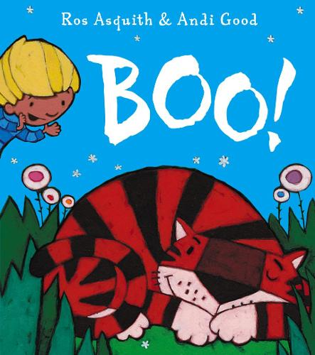 Boo! (Paperback)