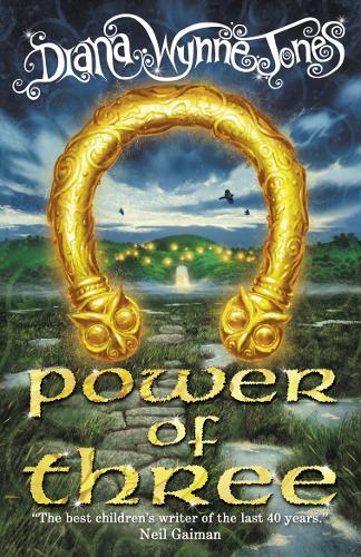 Power of Three (Paperback)