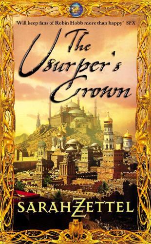 The The Isavalta Trilogy: The Usurper's Crown Usurper's Crown Bk. 2 (Paperback)