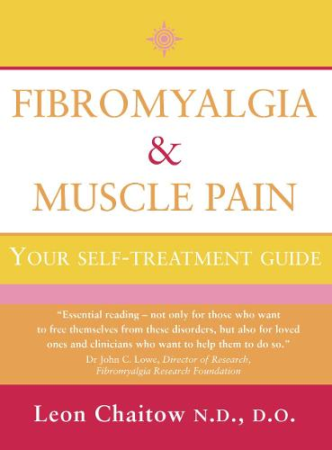 Fibromyalgia and Muscle Pain: Your Self-Treatment Guide (Paperback)