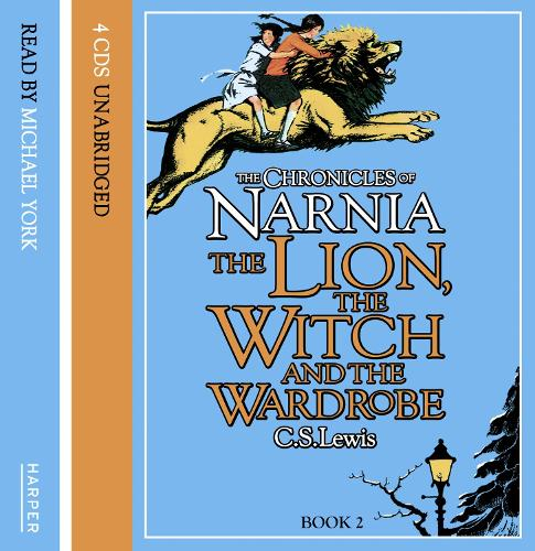 The Lion, the Witch and the Wardrobe - The Chronicles of Narnia 2 (CD-Audio)