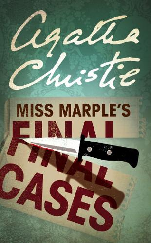 Miss Marple's Final Cases - Miss Marple (Paperback)