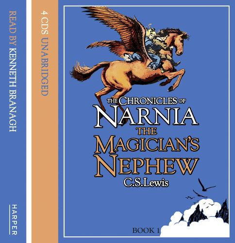The Magician's Nephew - The Chronicles of Narnia 1 (CD-Audio)