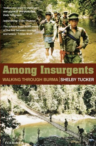 Among Insurgents: Walking Through Burma (Paperback)