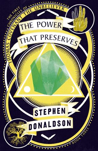 The Power That Preserves - The Chronicles of Thomas Covenant 3 (Paperback)