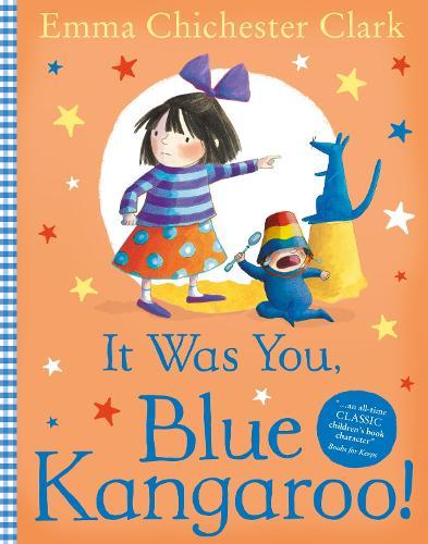 It Was You, Blue Kangaroo (Paperback)
