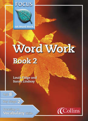 Word Work: Bk. 2 - Focus on Word Work S. (Paperback)