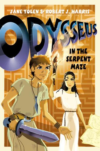 Odysseus in the Serpent Maze - Before They Were Heroes No.1 (Paperback)