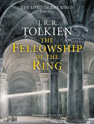 The Lord of the Rings: Fellowship of the Ring Pt. 1 (Hardback)