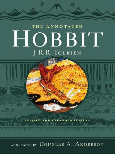 The Annotated Hobbit (Hardback)