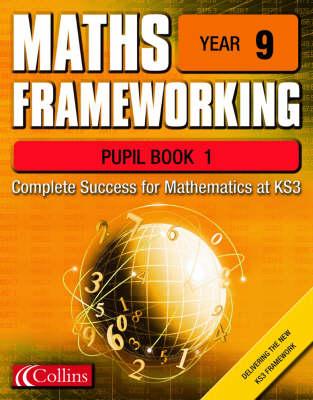 Maths Frameworking: Year 9 - Maths Frameworking (Paperback)