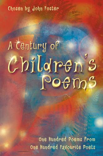 A Century of Children's Poems (Paperback)